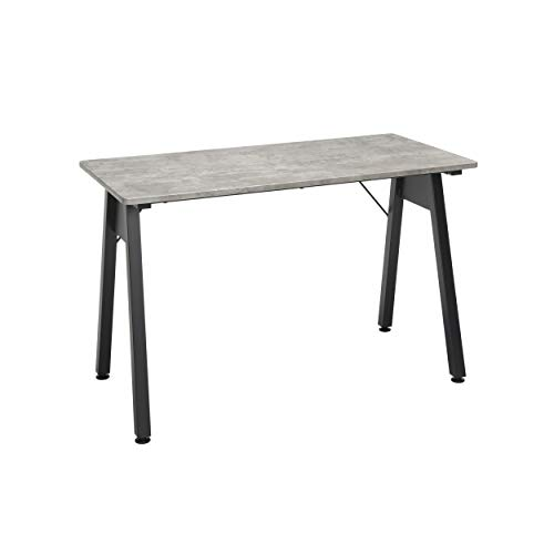 OFM ESS Collection Table Desk, 48', Concrete