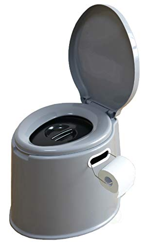 PLAYBERG Portable Travel Toilet for Camping and Hiking