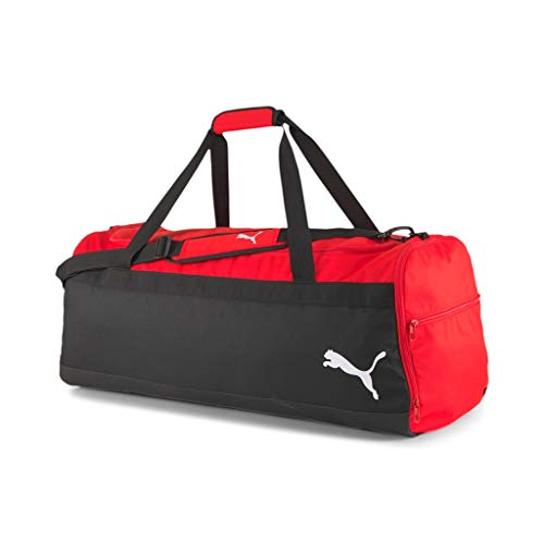 Puma teamGOAL 23 Teambag L Sac De Sport Mixte Adulte, Red Black, Taille Unique