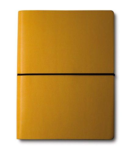 Ciak 8185Ck26Notizbuch liniert, 15x 21cm, gelb