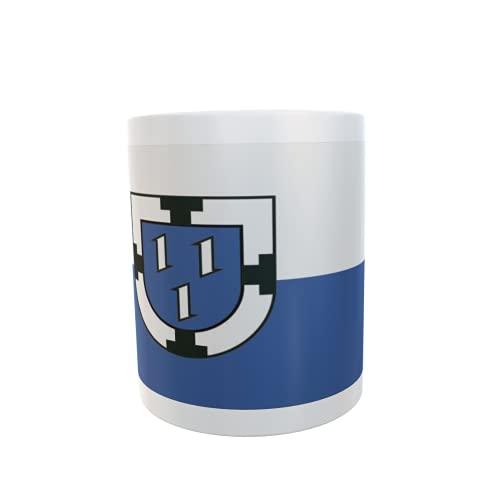 U24 Tasse Kaffeebecher Mug Cup Flagge Bottrop