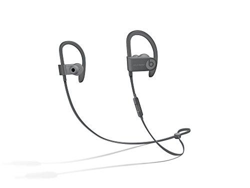 Beats PowerBeats 3 Wireless In-Ear Headphone Asphalt Gray - (Renewed)