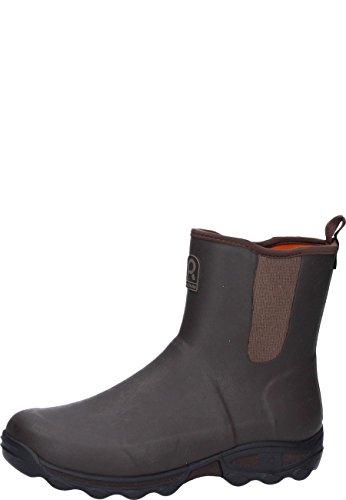 Rouchette CLEAN Boot Marron, Gummistiefel, 42