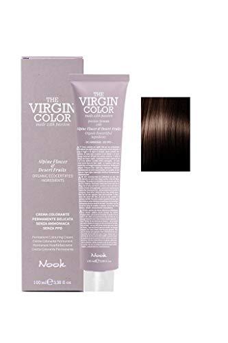 Nook Virgin Color 4.7 chest.brown 100ml