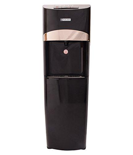 Blue Star Bottom Loading Water Dispenser - Black
