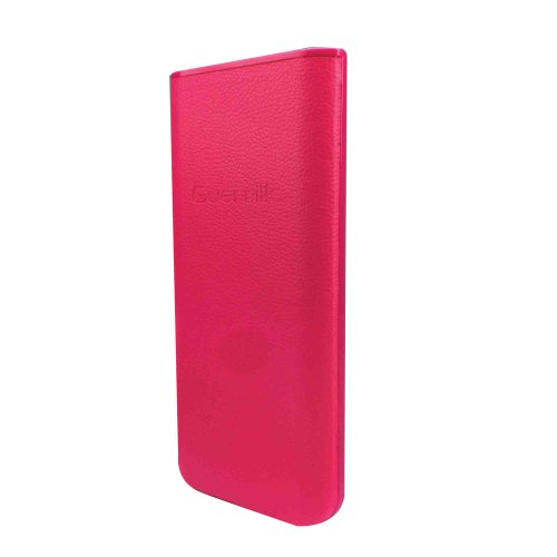Guerrilla Leather Hard Slide Case-Cover for TI Nspire CX/CX CAS Graphing Calculator, Pink Photo #2