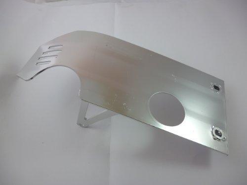 HMParts Pit Bike/Dirt Bike 70-150 CCM Motorschutz Silber