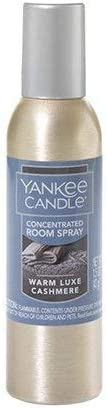 Yankee Candle Large special price !! Warm Luxe Spray Room Concentrated supreme Cashmere
