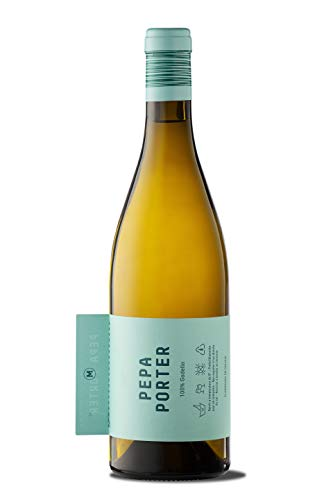 Pepa Porter - Vino blanco Godello D.O. Monterrei