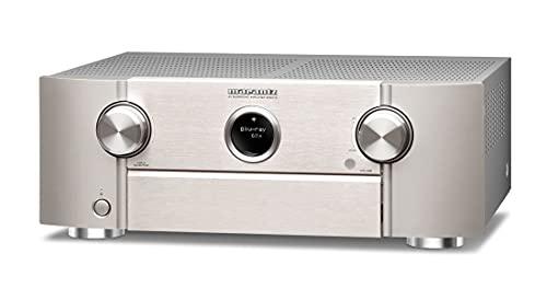 Marantz SR 6015 Silver Gold Amplificatore 9.2 Home Cinema 8K HDR 185 watt per canale NUOVO GARANZIA ITALIA UFFICIALE
