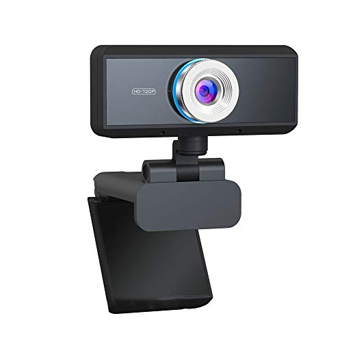Diommest Computer Video Camera, 2 Million Webcast Chats, HD Gratis 1080P ingebouwde microfoon, Video Network Onderwijs, Remote Conference, Online Work Compatibel met Windows