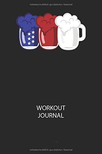 Workout Journal: Dokumentiere dein Training und motiviere dich durch stetige Verbesserung!