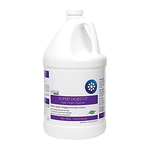 Unique Super Digest-It Bio-Enzymatic Drain Opener, Powerful...