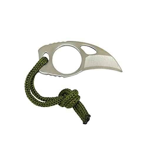Letter Opener Karambit Mini Pocket Knife Key Ring