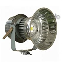 日動工業 LEDメガライト 70W 投光器式 ダイヤモンドカット 防雨型 水銀灯400W相当 色温度3000K LEN-70PE/D-5ME-3000K