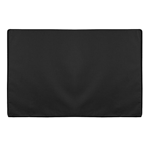 prasku Nueva Funda Protectora Impermeable Negra para TV para Exteriores, Compatible con LED LCD de 30'-32'