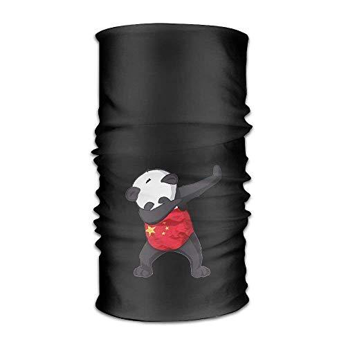 Panda Dab Unisex Sport Scarf Headbands Bandana Outdoor Sweatband Headwear