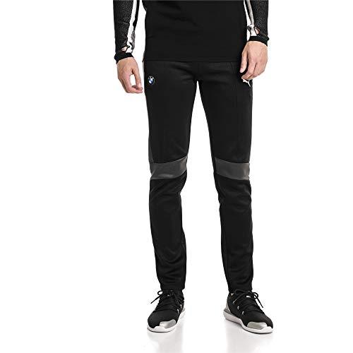 PUMA Pantalon de survêtement BMW M Motorsport T7 pour Homme Puma Black S