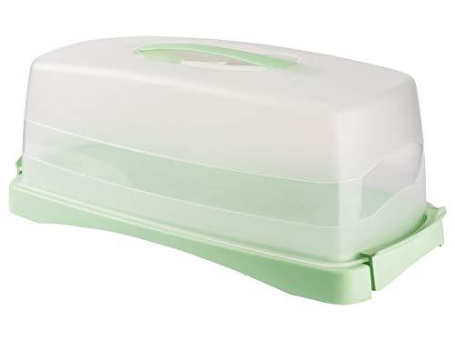 Ernesto Torten-/ Kuchenbehälter, mit Sicherheitsverschluss, Kastenform