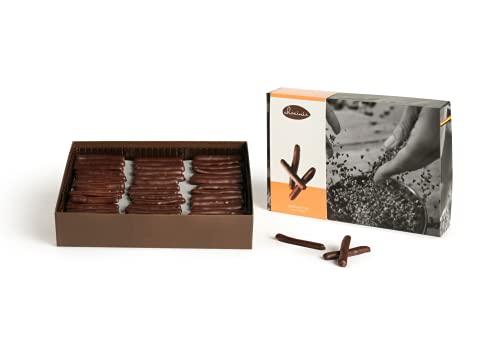 Chocinis Premium scorze d'arancia candite al cioccolato fondente belga, 500g