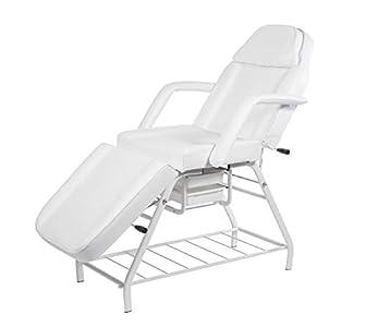 Camilla estética y masaje Nash Top, con 2 cajones 3557AD
