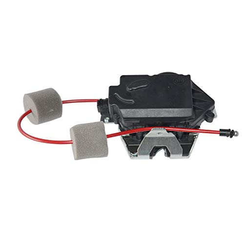 Tailgate Hatch Lock Latch with Actuator Replacement for Mercedes Benz ML350 ML550 E350 1647400635 164 740 05 00