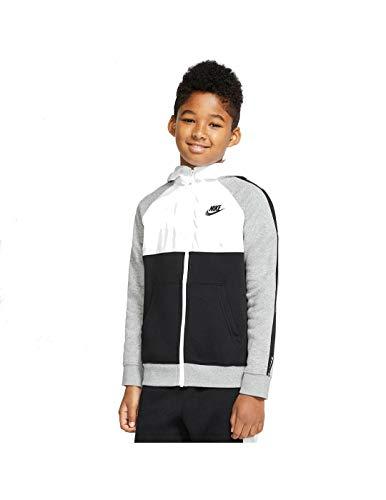Nike Kinder Hybrid Tricolor Sweatshirt, Mehrfarbig L