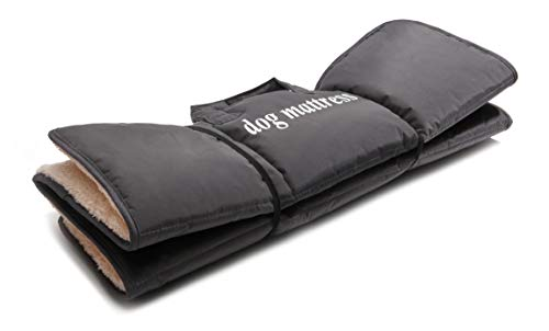 FINN Comfort PET Bed/MAT for Dogs & Cats (Travel Foldable Pet Mat 36 x 27 in.(91x68CM))