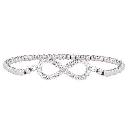Pippa&Jean Infinity Bracelet Armband (Silber) Neu & OVP