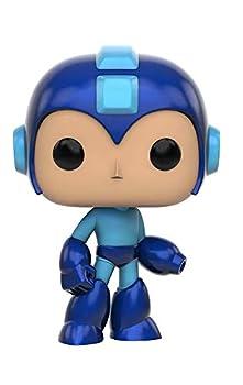 Funko POP Games  Mega Man - Mega Man Action Figure