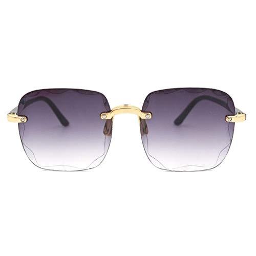 NJIANGHUA Gafas De Sol Para Mujer Gafas De Sol Vintage Para Mujer Gafas De Sol De Gran Tamaño Gafas De Sol Femeninas Para Dama Gafas Espejo Gafas De Sol Uv400
