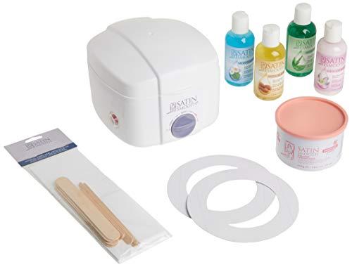 SATIN SMOOTH Professional Single Wax Warmer Kit