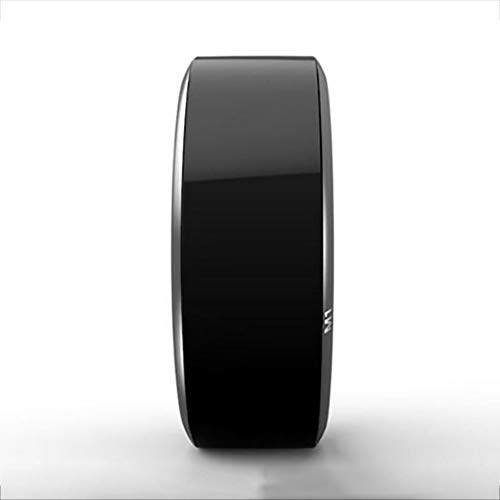 shizhongminghe-IT Smart Ring Wear Magic Finger NFC Ring Smart Ring Magico High Tech Titan Schwarz 10