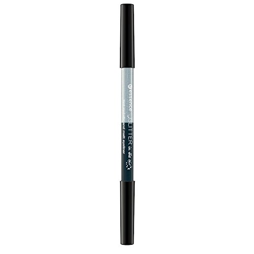 essence - Eyeliner - glitter in the air - 2in1 metallic and matt eyeliner 02 -