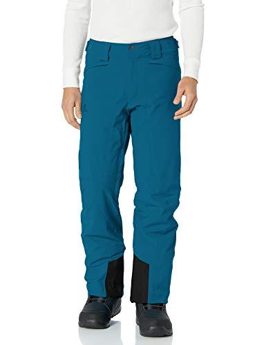 SALOMON Icemania Herren-Hose, marokkanisches Blau, Größe L/Normale Innennaht