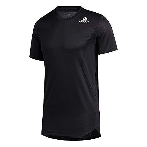 adidas TRG tee H.RDY Camiseta, Hombre, Negro, S