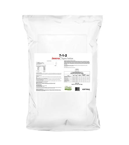 The Andersons 7-1-2 Innova Premium Organic Fertilizer - Safe for Kids & Pets 5,600 sq ft (40 lbs)