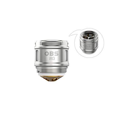 OBS CUBE X M3 Bobina 0.15ohm Cigarrillo electrónico Sin nicotina y tabaco 5PCS/Pack
