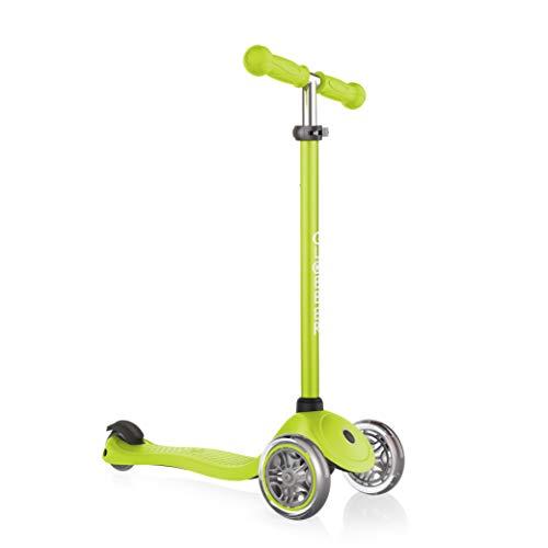 Globber V2 3 Wheel Adjustable Height Scooter (Green)