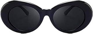 TT WARE Women Retro Anti UV Polarized Sunglasses Outdoor Casual Outdoor Colorful Frame Eyewear-Black