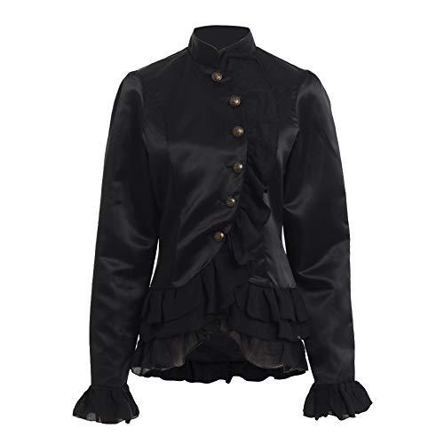 graceart steampunk gothic victorian shirt