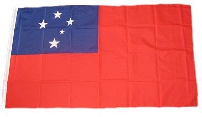 FahnenMax drapeau samoa 90 x 150 cm