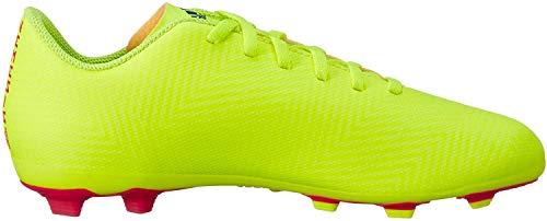Adidas Nemeziz 18.4 FxG J, Botas de fútbol Unisex Adulto, Multicolor (Multicolor 000), 38 2/3 EU