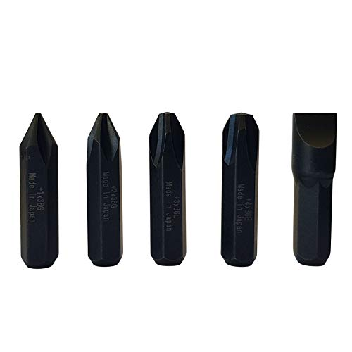 "5/16"" JIS Impact Screwdriver Bits 