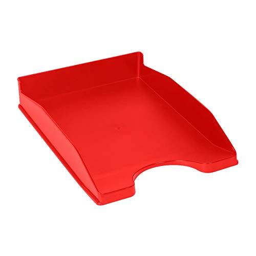 Bandeja +Mab A4, color Rojo