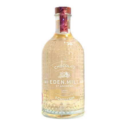 Eden Mill CHOCOLATE & CHILLI GIN Limited Release 40% - 500ml