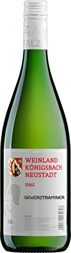 Gewürztraminer lieblich - Weinland Königsbach-Neustadt