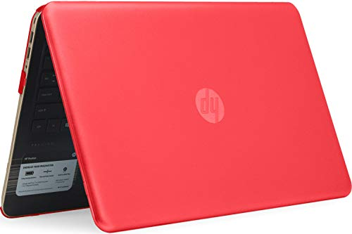 mCover - Cover rigida per PC portatili HP Pavilion 15-CSxxxx (15-CS0000 ~ 15-CS9999), serie 15-CWxxxx (non compatibile con 15-AY / 15-BA / 15-AU / 15-CC / 15-BS etc o Envy Series) (Pav15-CS Rosso