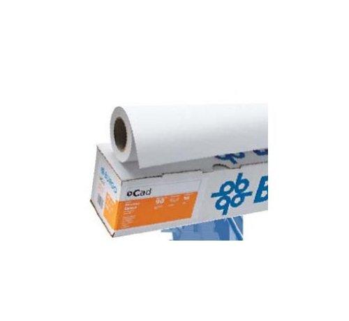 Papier INKJET PLOTTER OPACA 914MMX50MT 80GR CAD 80ECO BURGO