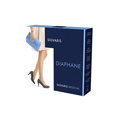 Calcetines de compresión Diaphane clase 2 Sigvaris Dune talla S altura normal